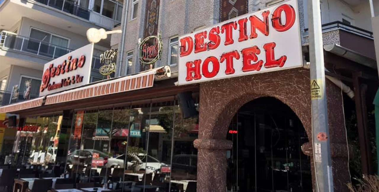Sizi Destino Hotel' e bekliyoruz